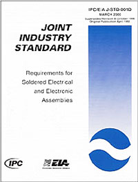 J-STD-001D Soldering Workbook