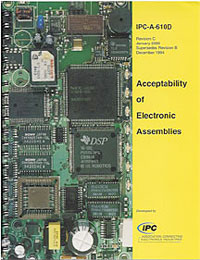 IPC-A-610D Soldering Workbook